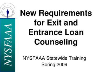 NYSFAAA Statewide Training Spring 2009