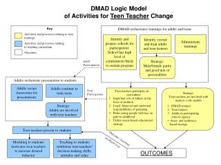DMAD orchestrates trainings for adults and teens