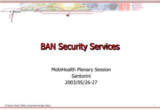 BAN Security Services