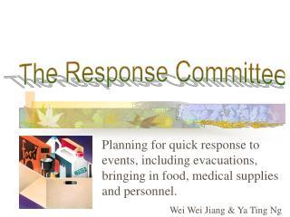 Wei Wei Jiang & Ya Ting Ng