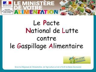 Direction Régionale de l'Alimentation, de l'Agriculture et de la Forêt de Basse-Normandie