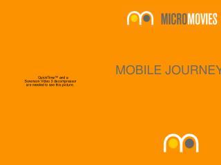 MOBILE JOURNEYS