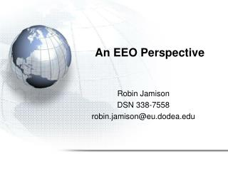 An EEO Perspective