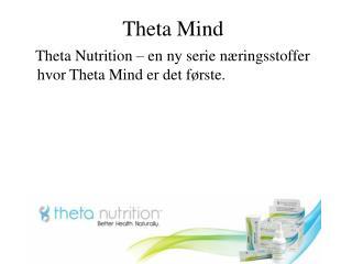 Theta Mind