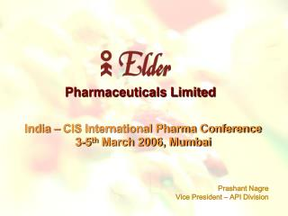 Pharmaceuticals Limited