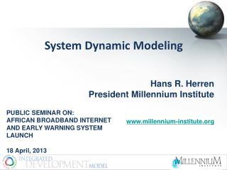 System Dynamic Modeling