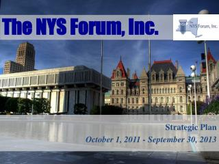 The NYS Forum, Inc.