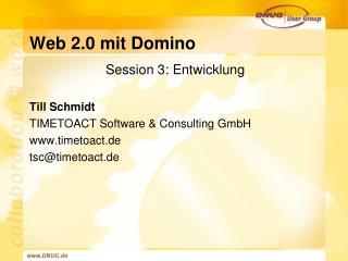 Web 2.0 mit Domino