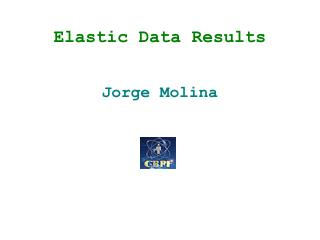 Elastic Data Results