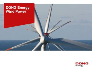 DONG Energy Wind Power