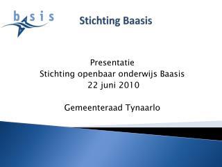 Stichting Baasis