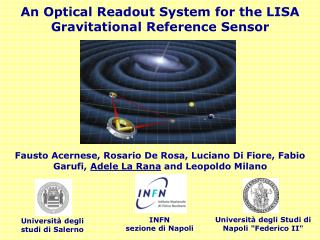 An Optical Readout System for the LISA Gravitational Reference Sensor