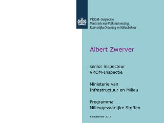 Albert Zwerver