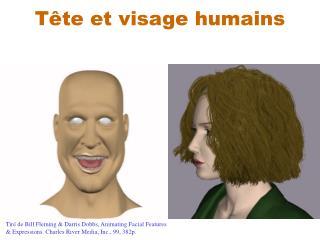 Tête et visage humains