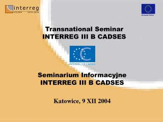 Katowice, 9 XII 2004