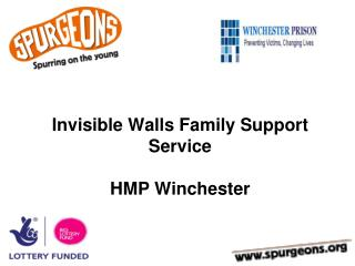 Invisible Walls Family Support Service  HMP Winchester