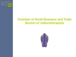 Chamber of Small Business and Trade Section of reflexotherapists