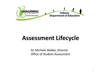 Assessment Lifecycle