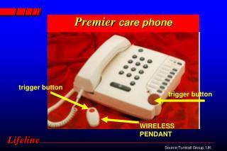Premier  care phone