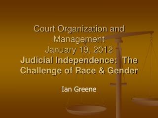 Ian Greene