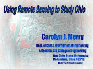 Carolyn J. Merry