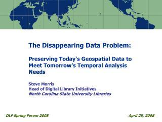 DLF Spring Forum 2008