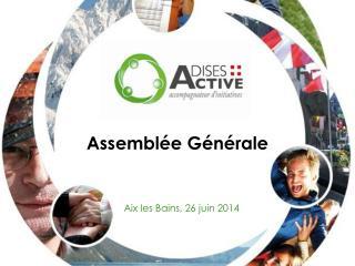 Aix les Bains, 26 juin 2014