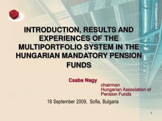 18  September  2009,   Sofia, Bulgaria