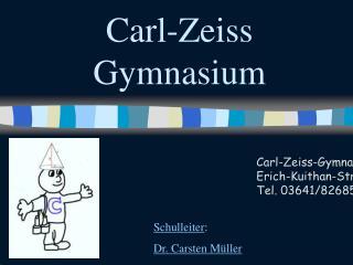 Carl-Zeiss Gymnasium