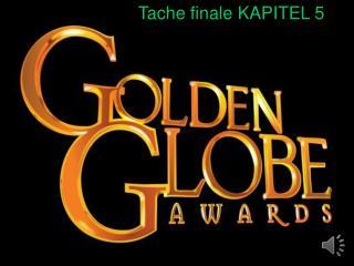 Tache finale KAPITEL 5
