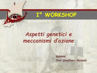 I°  WORKSHOP