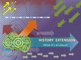 HISTORY  EXTENSION