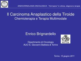 Enrico Brignardello