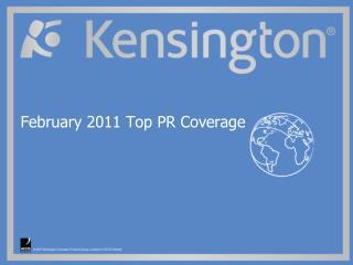 February 2011 Top PR Coverage