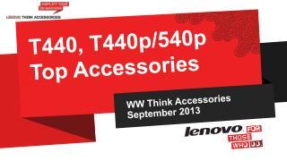 T440, T440p/540p   Top Accessories