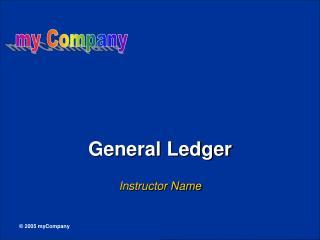 General Ledger