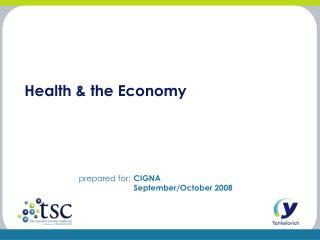 Health & the Economy