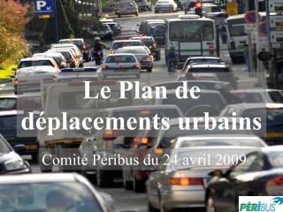 Comité Péribus du 24 avril 2009