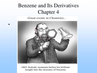 Benzene and Its Derivatives Chapter 4
