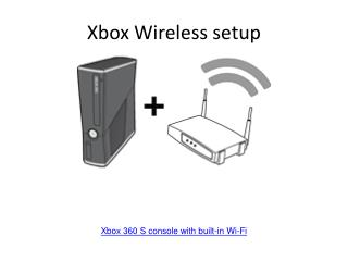 Xbox Wireless  setup