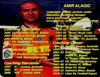 AMIR ALAGIC
