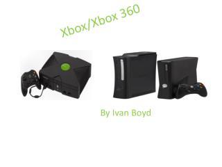 Xbox/Xbox 360