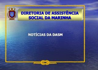 NOT�CIAS DA DASM