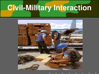 Civil-Military Interaction