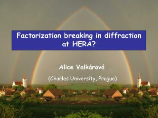 Factorization breaking in diffraction at HERA?