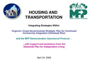 HOUSING AND   TRANSPORTATION