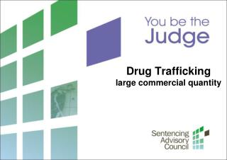 Drug Trafficking large commercial quantity
