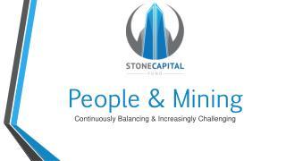 People & Mining
