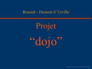 Renault - Dumont d' Urville