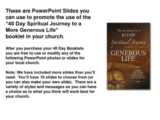 Where Are You in Your Spiritual Journey
